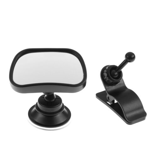 2 Site Car Baby Back Seat Rear View Mirror for Infant Child Toddler Safety BS