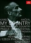 My Country [DVD Video] (DVD, Apr-2008, Supraphon)