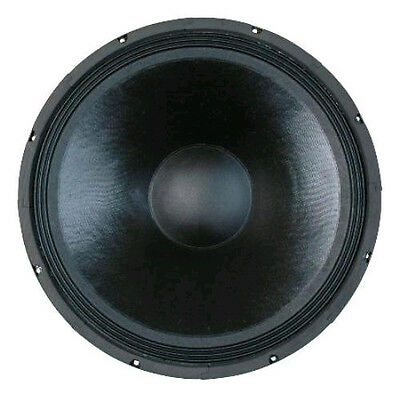 """NEW 18"""" SubWoofer Speaker.PA.8 ohm.bass cabinet Woofer replacement.Sub.DJ.Driver"""