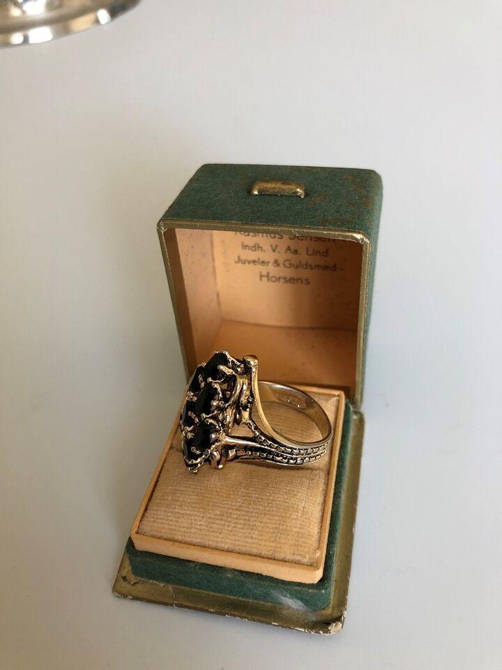 Ring, guld, Dansk