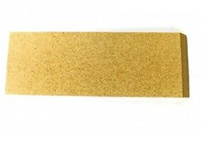Fire Brick Replacement 400mm x 115mm x 25mm thick DIY you cut to size