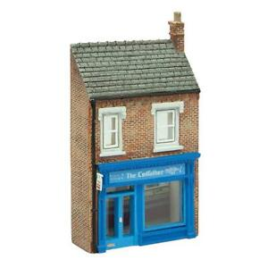 Graham-Farish-42-266-N-Gauge-Low-Relief-039-The-Cod-Father-039-Fish-amp-Chip-Shop