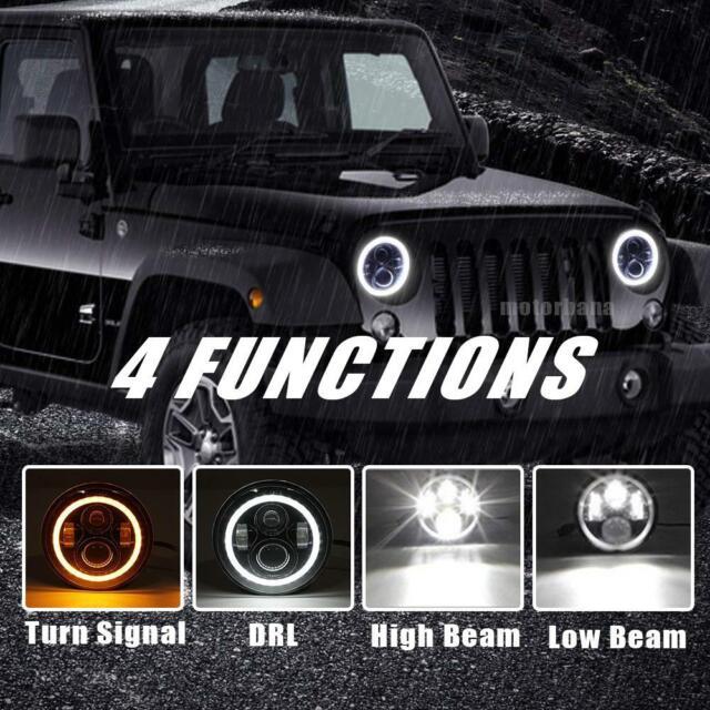 Halogen headlamp//headlight bulb Land Rover 90//110 Defender