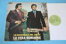 """NICOLUCCI - VERA ROMAGNA """"La nazionale del liscio"""" LP ORIG MAI SUONATO-LISCIO"""
