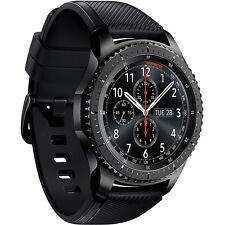 Samsung Gear S3 Frontier Bluetooth Watch with Built-in GPS - Dark Gray