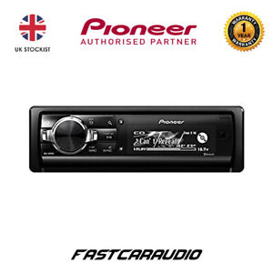 New Pioneer DEH-80PRS Audiophile CD//MP3//WMA receiver Audio Digital EQ Bluetooth