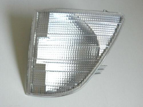 MERCEDES SPRINTER 1995-2000 NEUF N//S Avant Clear Indicator Lens Lampe Gauche