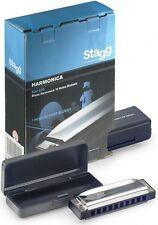 Stagg BJH B20 Blues Harmonica Key of BB