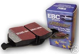 ALFA 147 156 SPORTWAGON 01/> EBC ULTIMAX REAR BRAKE PADS