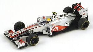 barato MC LAREN MP4-27 MP4-27 MP4-27 n°4 GP F1 Monaco 2012 Lewis Hamilton  Sin impuestos