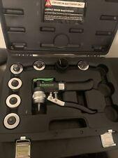 Hilmor Compact Swage Tool Kit Hvac Tools And Equipment Black