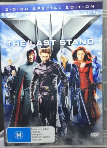 1 of 1 - The Last Stand DVD   2 disc special edition