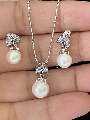 235pcs discount freshwater pearl pendant charm,cz elephant charm with freshwater pearl pendant,delicate zircon inlay pearl component