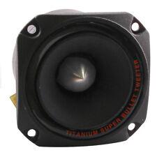 Seismic Audio Titanium Horn Tweeter Speakers PA/DJ NEW Tweeters