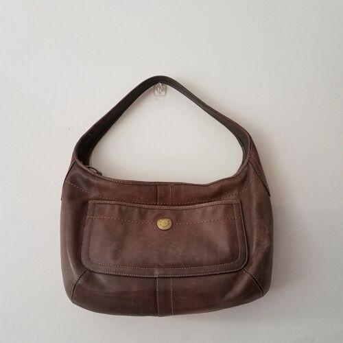 Coach Ergo brown leather handbag E0769-11283