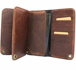 genuine-leather-Case-For-galaxy-note-2-note-edge-book-wallet-cover-brown-thin
