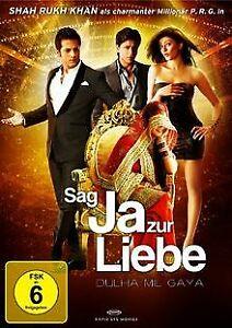 Sag-Ja-zur-Liebe-Dulha-Mil-Gaya-von-Mudassar-Aziz-DVD-Zustand-gut