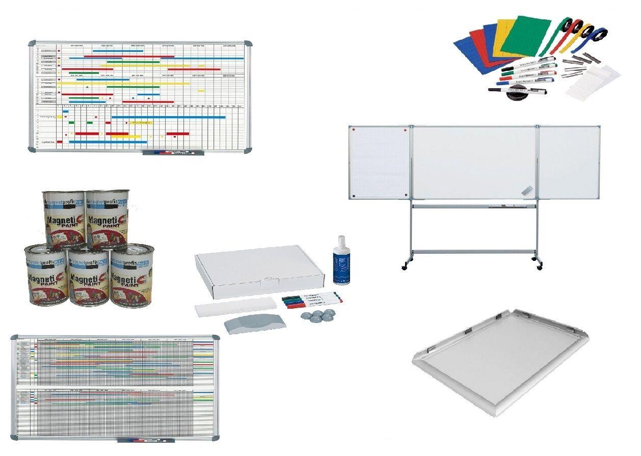 Jahresplaner Wandkalender Weißboard Magnettafel Magnetfarbe Klapprahmen Tafel   Deutschland Outlet    Der neueste Stil    Billiger als der Preis