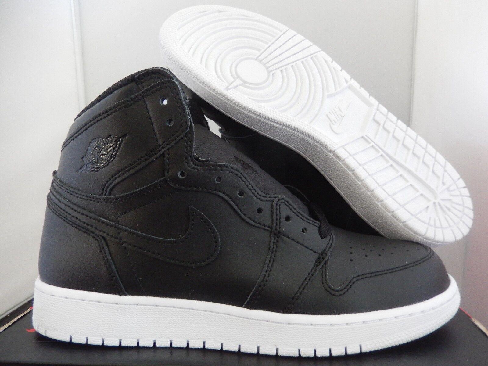 Nike air jordan 1 'alto og bg sz 6y-Donna sz - lunedì (575441-006]