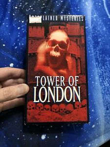 Unexplained-mysteries-Tower-of-London-VHS