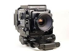 FUJIFILM GX680 + 120 + 135mm CON BATERIA Y CARGADOR CLA REVISADA Y GARANTIZADA