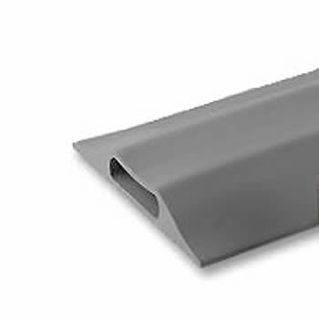 Câble PC645 floor cover protector trunking gris 67x12 x 1m