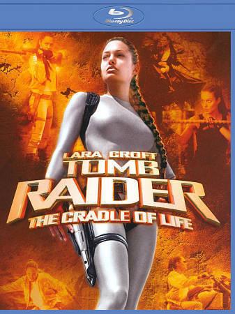 Lara Croft Tomb Raider The Cradle Of Life Blu Ray Disc 2013