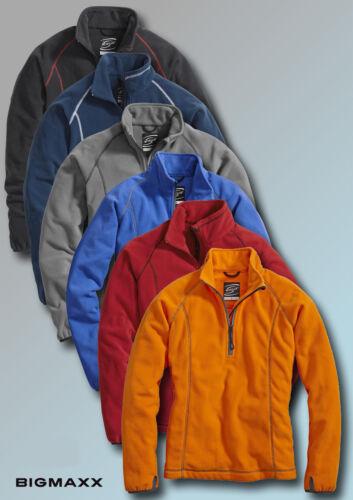 Korsar crossover Donna fleeceshirt fleecepullover in sei colori Taglia XS a 5xl