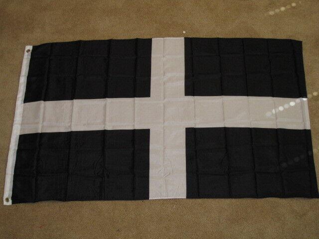 PIRAN UK UNITED KINGDOM F963 CORNWALL FLAG SAINT ST