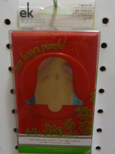 EK Success Large Paper Punch Christmas Easter Halloween Valentine Brand New