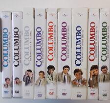 Columbo - Die komplette 1 - 10 Staffel. DVD Sammlung
