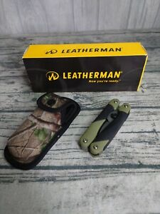New Leatherman vista hunting multi tool , gardening camping out doors hiking