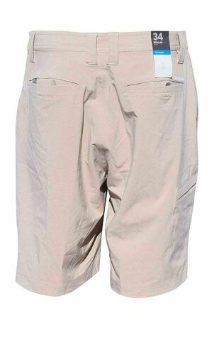 Columbia Men/'s Angus Springs Omni-Shade Shorts Regular Fit UPF 50-VARIETY-NWT