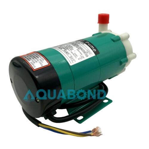 220 V magnético impulsado por bomba de circulación 480LPH Bomba de ciclo de tratamiento de agua magnético