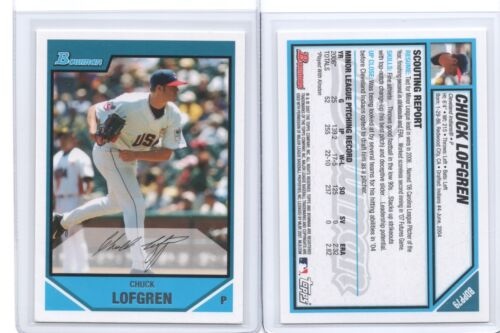 2 Card Lots 2007 Bowman Draft Future/'s Game Prospects #66-#110 Qty Disc 20/%-35
