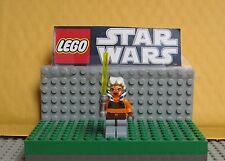 "STAR WARS LEGO LOT  MINIFIGURE--MINIFIG  ""  AHSOKA TANO ------8098   """