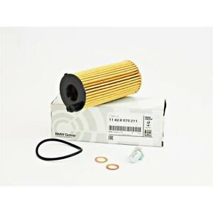 Original BMW Oil Filter + Screw F20 F21 F22 F23 F30 F34 F32 F36 F10 G11 F25 F26