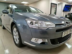 Citroen-C5-2-0-HDi-Exclusive-Grey-Auto-Bluetooth-DIESEL-WARRANTY-12-MONTHS-MOT