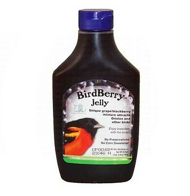 Songbird Essentials BirdBerry Jelly, 20 oz., SE6010 Oriole