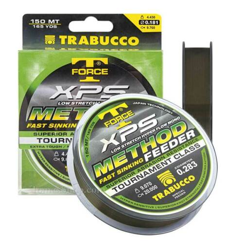Nouveau Trabucco T Force Xps Méthode Feeder Line 150 m-Toutes Tailles