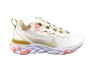 W REACT ELEMENT 55 Rosa chiaro Donna | Sneakers NIKE > Under