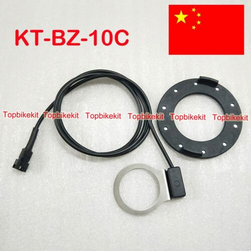 KT BZ-10C PAS System Pedal Assistant Sensor 10 Magnets with Waterproof connector