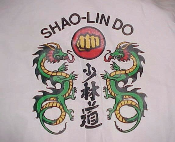 Shao-Lin Do Century Martial Arts Adult White Top Uniform Size 6 Extra Large
