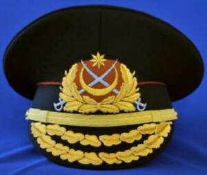 The-dress-cap-for-Army-General-officer-of-Republic-of-Azerbaijan-The-Republic