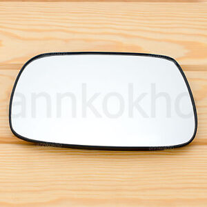TOYOTA YARIS-VIOS 2007-ALTIS 2008 SIDE VIEW DOOR MIRROR GLASS LENS RIGHT