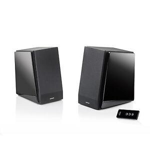 Edifier r1800iii attive da Scaffale 2.0 STUDIO TV/Mac/PC/Laptop ALTOPARLANTI/Monitor