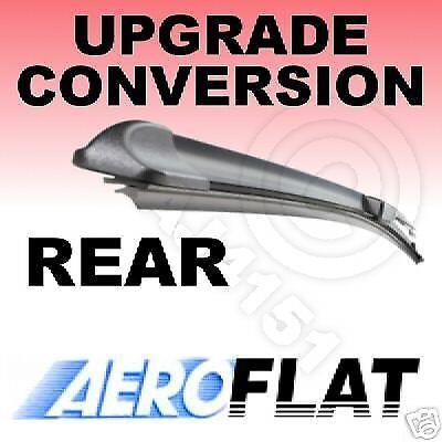 """Flat FX REAR Aero Wiper Blade Peugeot 205  all 18/"""" rear"""