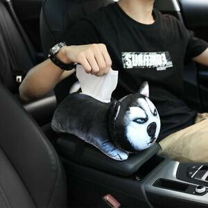 Details About Car Accessories Cute Cartoon Plush Tissue Holder Box Cover Home Decor