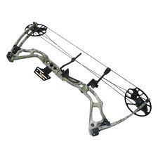 15-70 lb Tree Camouflage Camo Archery Hunting Compound Bow 150 75 55 30 Crossbow