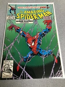 The-Amazing-Spider-Man-376-9-6-9-8-Invasion-Of-The-Spider-Slayers